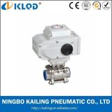 3 PCS Pneumatic Ball Valve
