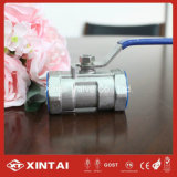 Thread 1PC Ball Valve (CF8, CF8M)