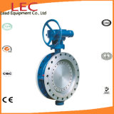 Triple Eccentric Metal Hard Seal Butterfly Valve