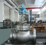 Gate Valve With Flange