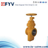 Flanged Ends Fuel Gas Flat Gate Valve