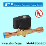 Diaphragm Solenoid Valve for Water Air Gas