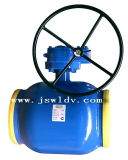Welded Ball Valve/Control Valve/Ball Valve/ Floating Valve/ Flanged Ball Valve/ Water Vlave/Carbon Steel Valve/Heating Valve/Gear Operated Valve 8''~10''
