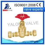 Brass Gate Valve for Water Meter