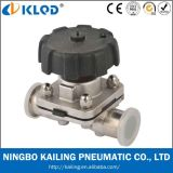 Stainless Steel Diaphragm Valve, Flow Control, Manual Operated