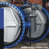 Electric Operation Flanged Butterfly Valve