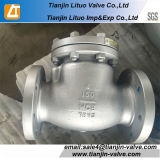 ANSI, DIN Swing Wafer Lift Spring Ductile Iron Cast Iron Flanged Good Quality Check Valve