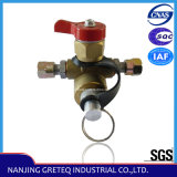 QF-T3H3 Natural Gas Cylinder Charge Valve (20MPa)