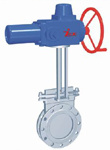 Electric Knife Gate Valve (PZ973W)