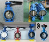Carbon Steel Grooved End Butterfly Valves