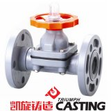 Valve Accessories Sand Casting Valve Body Diaphragm Valve Parts