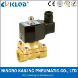 Direct Acting 2/2 Way Brass Solenoid Valve 24V DC (2W160-15D)