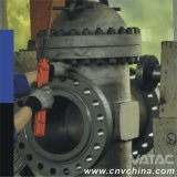 Motor/Electirc/Pneumatic/Gas/Hydraulic/Liquid Slab Through Conduit Gate Valve