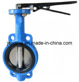 Water Handle Ductile Iron Butterfly Valve (D71X-16)