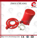 Lockout Devices, Industrial Equipments, Safety Plug Valve Lockout (ZC-F41)