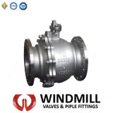 DIN API Cast Steel Floating Ball Valve Dn200, Pn16 (Q41F)