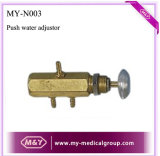 Water Adjust Valves/Push Water Adjustor/Dental Water Adjust Valves