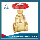Gate Valve Brass Water Flow Control Valve