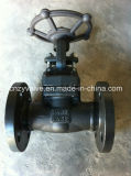 GB Small-Size Wheel Forged Gate Valve
