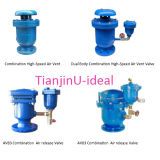 Dual Body Combination High-Speed Air Vent Valve/Air Valve