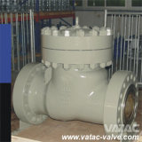 Cast Steel CF8/CF8m/CF3/CF3m RF Flanged Swing Check Valve