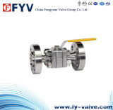 Forged Steel Duplex Steel Ball Valve with Lever