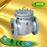 Sibuda API Cast Steel Swing Check Valve