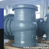 API Big Size Cast Steel Flange Gate Valve (Z40H)