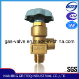 GJ8-1 Ring Angle Type Stop (Shuteff) Valve for Acetylene Pipe