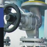 Stainless Steel&Cast Steel Wcb/Ss316 Bellow Sealing Gate&Globe Valve
