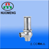 Sanitary Stainless Steel Pneumatic Welded Relief Valve (ISO-No. RA0004)