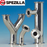 Stainless Steel Sanitary Valves (304)