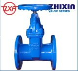 Ductile Iron BS5163 Resilient Seated Gate Valve Light Type Dn50-Dn300, Pn10, Pn16