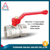 Thread Connection 1/4 Brass Quick Connects Hydraulic Hoses and Connections Cylinder Boring and Honing Machine Brass Ball Valve