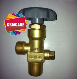 Brass Oxygen Valve Cga540 for Gas Cylinders