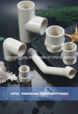 Made in China Certified for Hot and Cold Water Plastic Fitting Manufacture ASTM D2846 Era CPVC Fitting