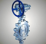 ANSI Lug Type Stainless Steel Butterfly Valve