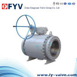 API High Quality Trunnion Ball Valve