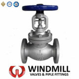 ANSI Cast Steel Bellow Seal Globe Valve (WJ41H)