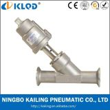 Stainless Steel Tri-Clamp Sanitary Angle Valve Kljzf-32q