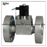 High Pressure Explosion-Proof Solenoid Valve (Manual)