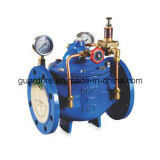 Hydraulic Water Pressure Relief/Reduction Valve