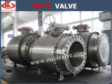 API Forged Flangetrunnion Ball Valve