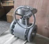 Forged Steel Metal Seat Ball Valve