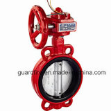 Wafer Type Signal Butterfly Valve