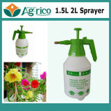 1/1.5/2liter Garden Pressure Sprayer Can with Safe Valve