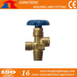 Brass Gas Distribution Pipeline Valve