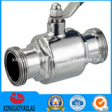 Customized Stainless Steel Thread Ball Valve