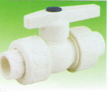 PP-R Ture Union Ball Valve/PPR