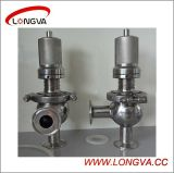 Wenzhou Stainless Steel Manual Safety Valve